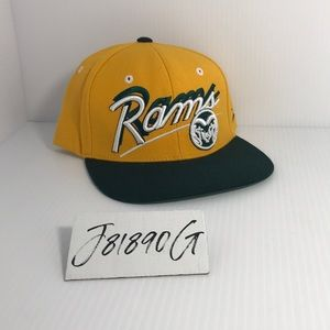 Colorado State Rams Snapback Hat Zhats Zephyr Hats